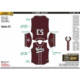 Jersey53 Jersey53 Vatos Baseball Jersey