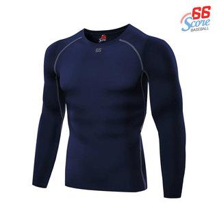 Score66 Baseball Undershirt dri-fit longsleeve
