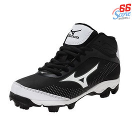 Mizuno Mizuno Men's 9-Spike Franchise 7 Mid Baseball Cleat