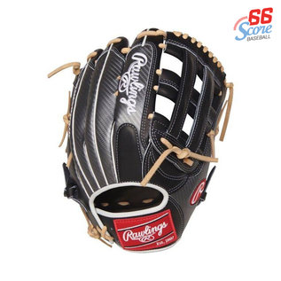 Rawlings Heart of the Hide Hyper Shell 12.75 in Outfield Glove