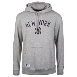 New Era Yankees Hoodie Gray