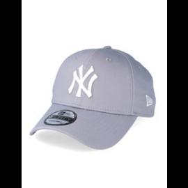 New Era Yankees 9FORTY grey