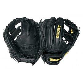 "Wilson Wilson A2000 11.25"" Baseball Glove - Black"