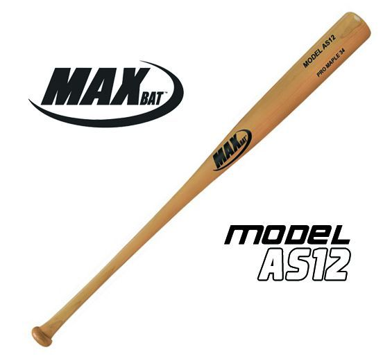 MaxBat Pro Series AS12 - XL BARREL