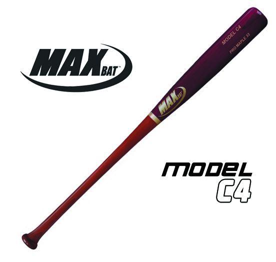 MaxBat Pro Series C4 - XL BARREL