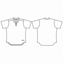 Jersey53 Baseball Jersey - Classic 2 Button