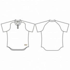 Jersey53 Baseball Jersey - Raglan 2 Button