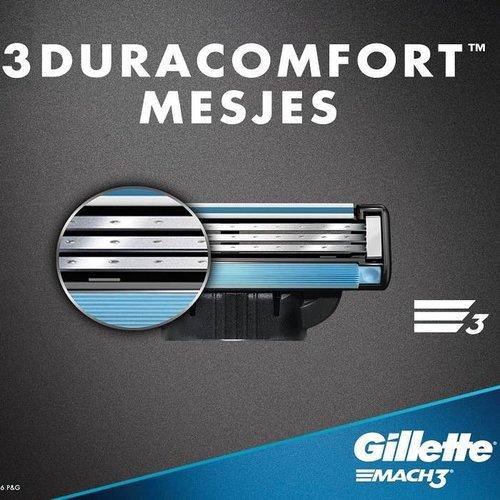Gillette Mach3 Scheermesjes 8 stuks