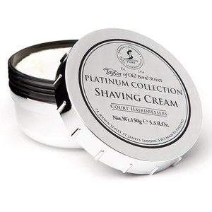 Taylor of Old Bond Street Scheercrème Platinum Collection 150g