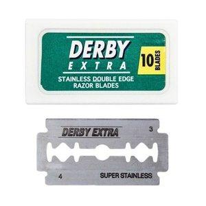 Derby Double Edge Scheermesjes 10 stuks