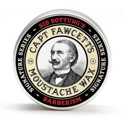 Captain Fawcett Barberism Snorrenwax 15 ml