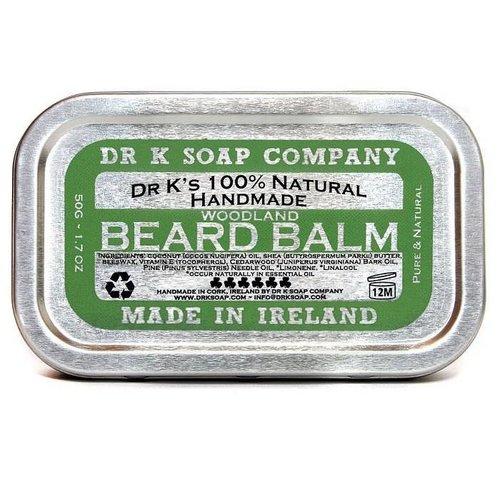 Dr K Soap Company Baardbalsem Woodland 50g