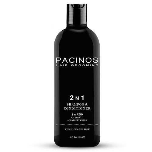 Pacinos 2 N 1 Shampoo & Conditioner 473 ml