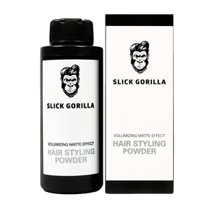 Slick Gorilla Hair Styling Powder 20g
