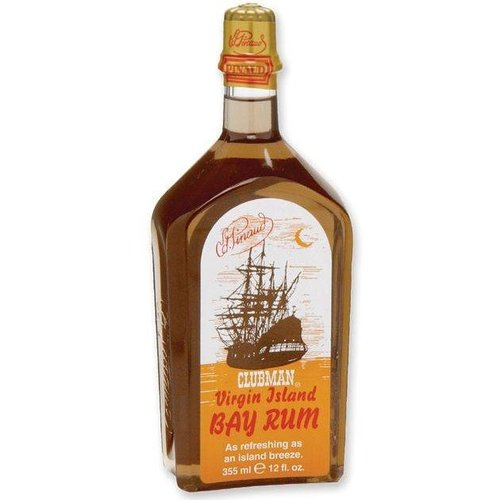 Clubman Pinaud Bay Rum Virgin Island 177 ml
