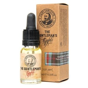 Captain Fawcett Whisky Baardolie 10 ml