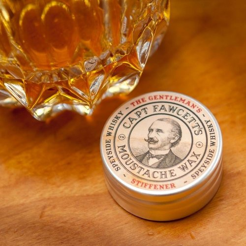 Captain Fawcett Whisky Snorrenwax 15 ml