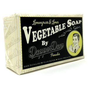 Dapper Dan Vegetable Soap 190g