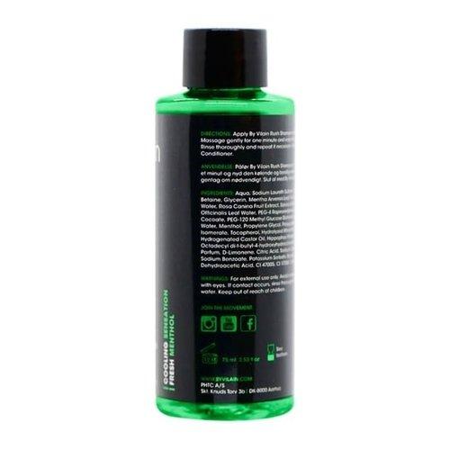 By Vilain Rush Shampoo Travelsize 75 ml