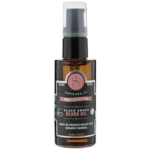Suavecito Premium Baardolie Black Amber 30 ml