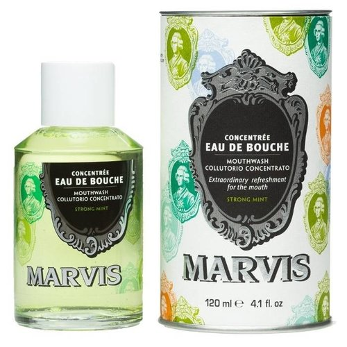 Marvis Mondwater Strong Mint 120 ml