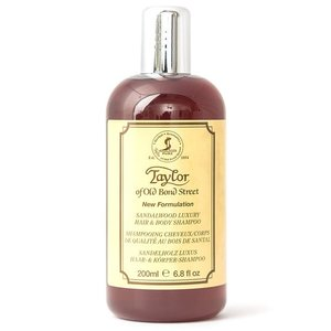 Taylor of Old Bond Street Hair & Body Shampoo Sandalwood 200 ml