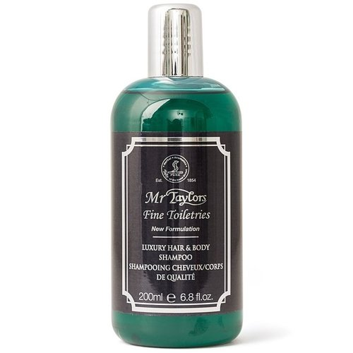 Taylor of Old Bond Street Hair & Body Shampoo Mr Taylors 200 ml