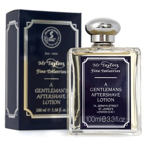 Taylor of Old Bond Street Aftershave Lotion Mr Taylors 100 ml
