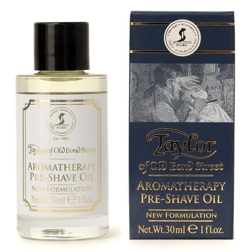 Taylor of Old Bond Street Pre-Shave Olie 30 ml