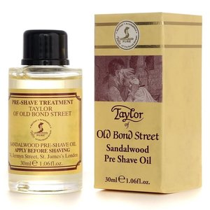 Taylor of Old Bond Street Pre-Shave Olie Sandalwood 30 ml