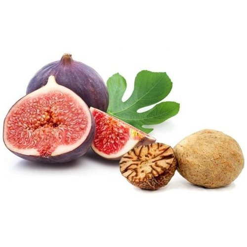 Bath House Scheerzeep Spanish Fig & Nutmeg - Navulverpakking 100g