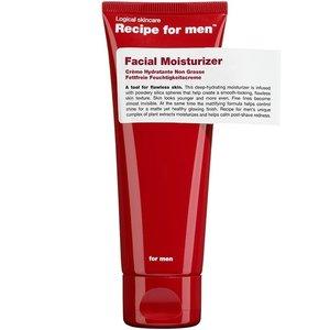 Recipe for men Facial Moisturizer 75 ml