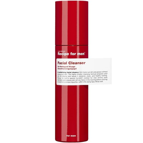 Recipe for men Facial Cleanser 100 ml