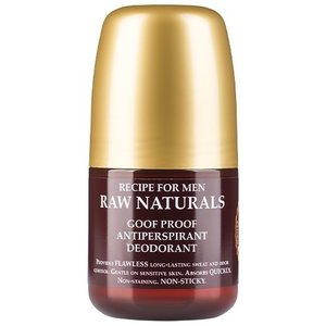 RAW Naturals Goof Proof Antiperspirant Deodorant 60 ml