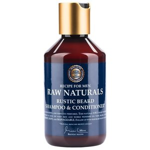 RAW Naturals Rustic Beard Shampoo & Conditioner 250 ml