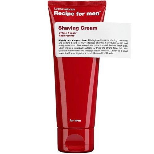 Recipe for men Shaving Cream 75 ml