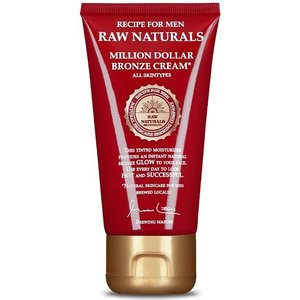 RAW Naturals Million Dollar Bronze Cream 75 ml
