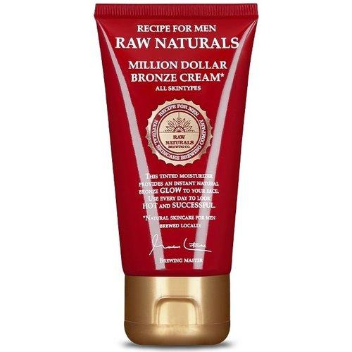 RAW Naturals Million Dollar Bronze Cream 75 ml