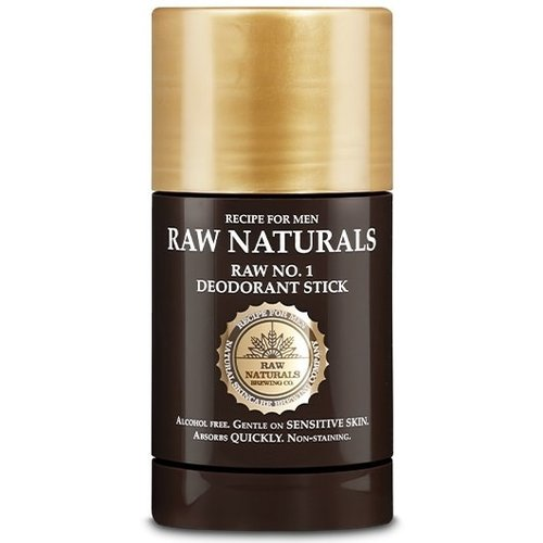 RAW Naturals No.1 Deodorant Stick 75 ml