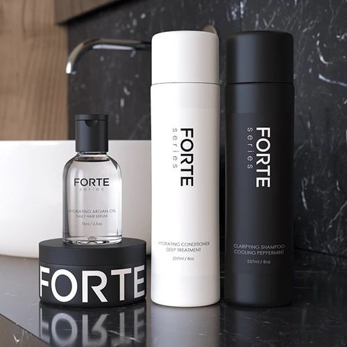 Forte Series Hydrating Argan Oil 75 ml
