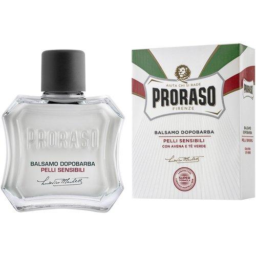 Proraso White Sensitive Aftershave Balsem 100 ml
