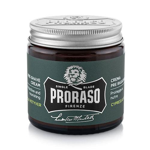 Proraso Pre-Shave Cream Cypress & Vetyver 100 ml