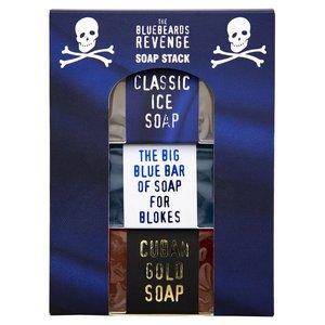 Bluebeards Revenge Zeep Gift Box 3 x 175g