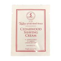 Scheercrème Cedarwood Sample 5 ml