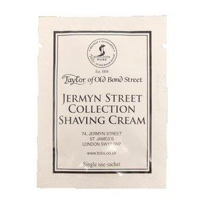Taylor of Old Bond Street Scheercrème Jermyn Street Sample 5 ml