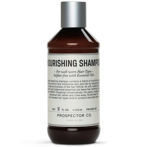 Prospector Co. Nourishing Shampoo 236 ml