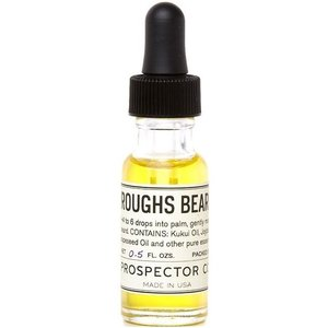 Prospector Co. Baardolie Burroughs 15 ml