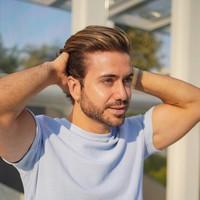 3 haarproblemen bij mannen (zo los je ze op)