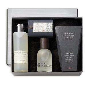 Bath House Giftbox Body Spanish Fig & Nutmeg
