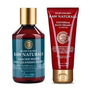 RAW Naturals Skincare Essentials Kit